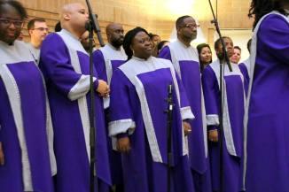 Toronto Mass Choir 2015